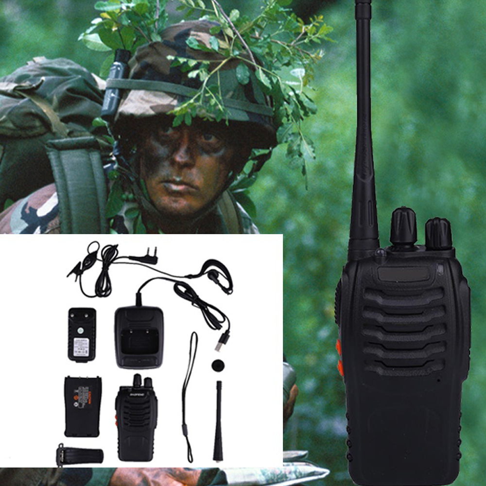 Image 4 - 2pcs Walkie Talkie Professional CB Radio Station Baofeng 