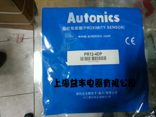 Autonics inductive proximity switch pr12-4dp ...