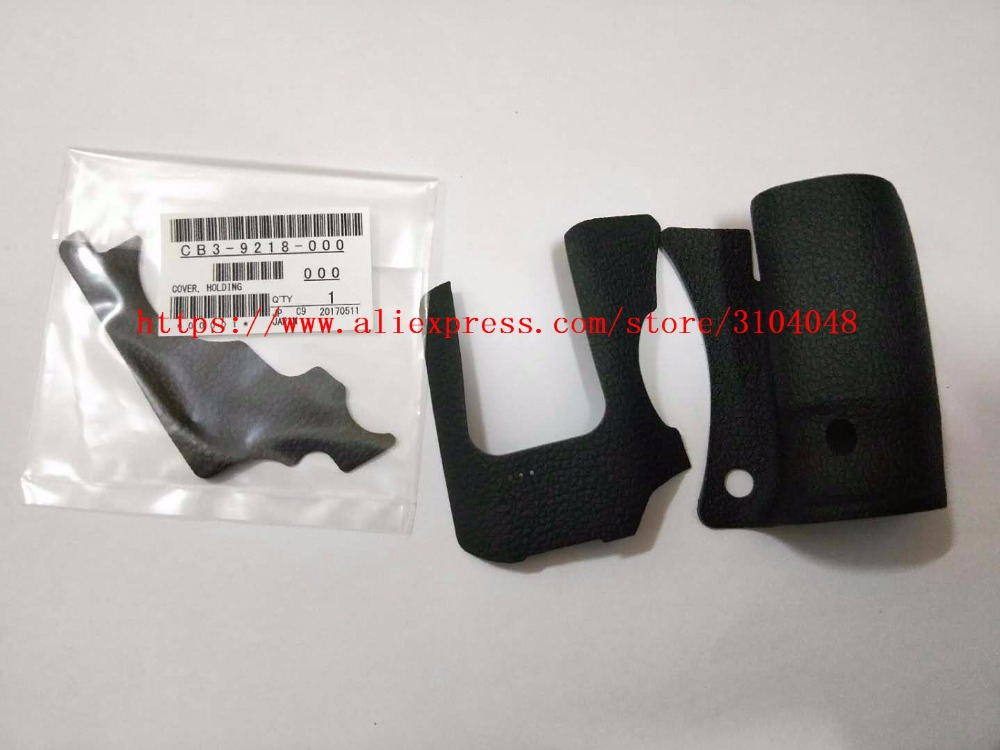 NEW Original A Set Of Body Rubber 3 pcs Front cover and Back cover Rubber For Canon FOR EOS 6D repair spare parts чайный чай ebony