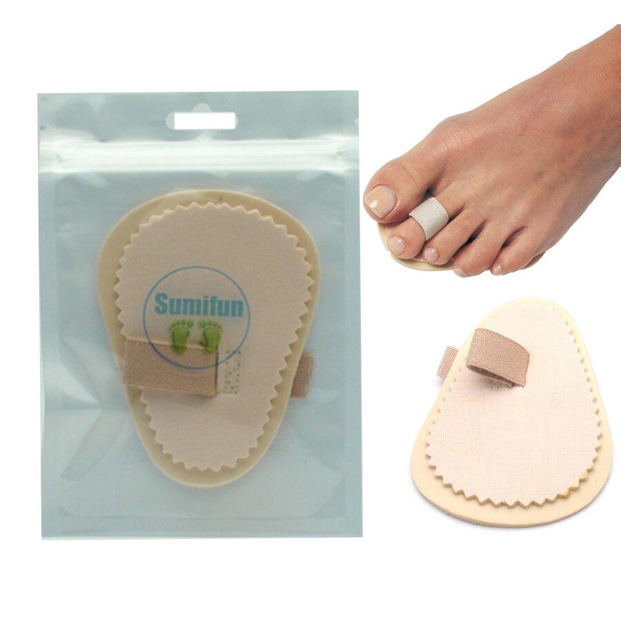 1 Beutel Hammer Toe Corrector Fuß Pflege Verhindern Kallus Orthesen Zehen Kissen Pads Richt Gürtel Entlasten Schmerzen Korrektur Schönheit & Gesundheit