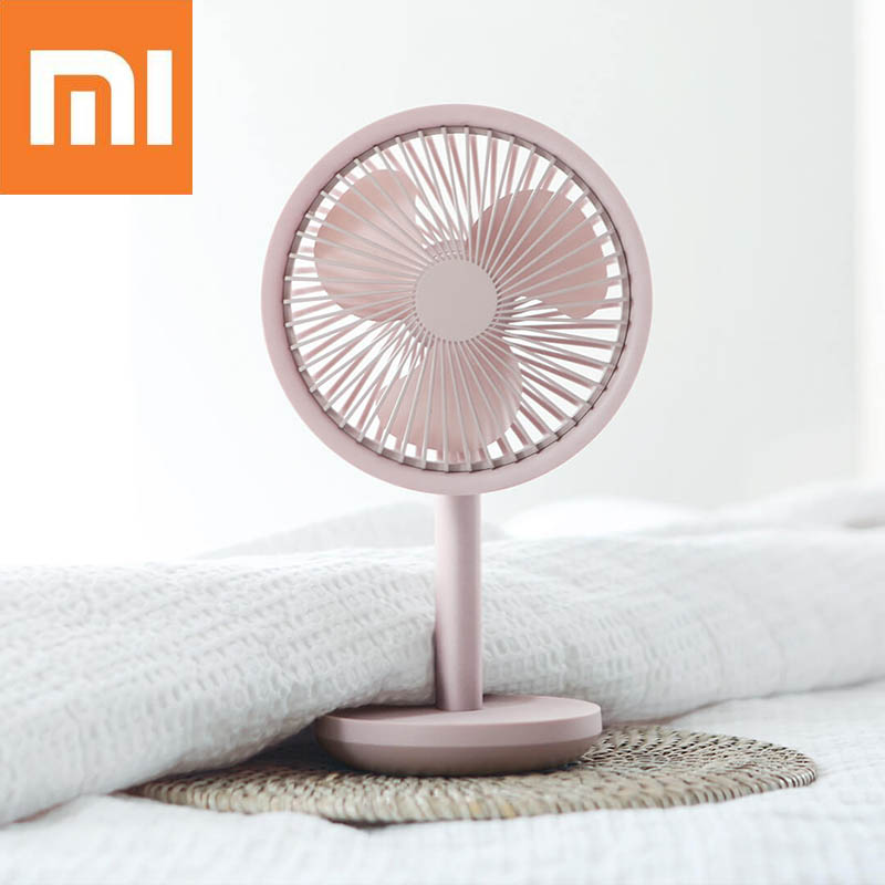 Xiaomi SOLOVE 5W USB Desktop Table Fan 3 Modes Wind Speed Cooling Oscillating FanXiaomi SOLOVE 5W USB Desktop Table Fan 3 Modes Wind Speed Cooling Oscillating Fan