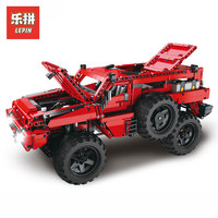 Lepin 23007 Genuine Technic MOC Series The Marauder Set LegoINGlys 4731 Children Educational Building Blocks Bricks Toys Model