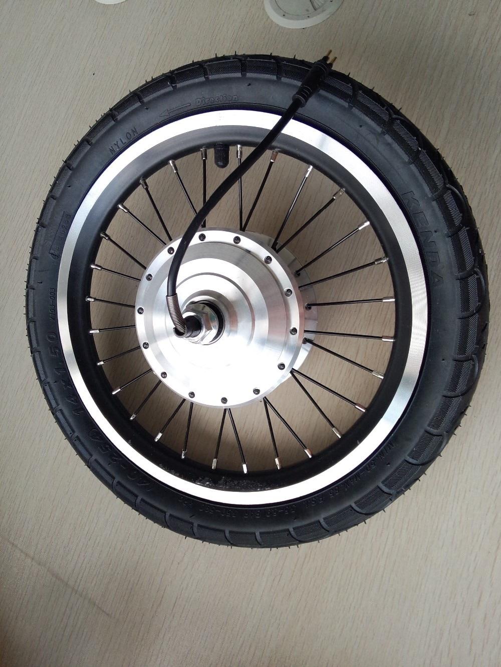 24 В 250 Вт 14 28 H 260 об./мин. переднего колеса мини Серебряный комплект двигателя dia. 118 мм вилка Size80mm 14 комплект двигателя 14 велосипед conversion kit