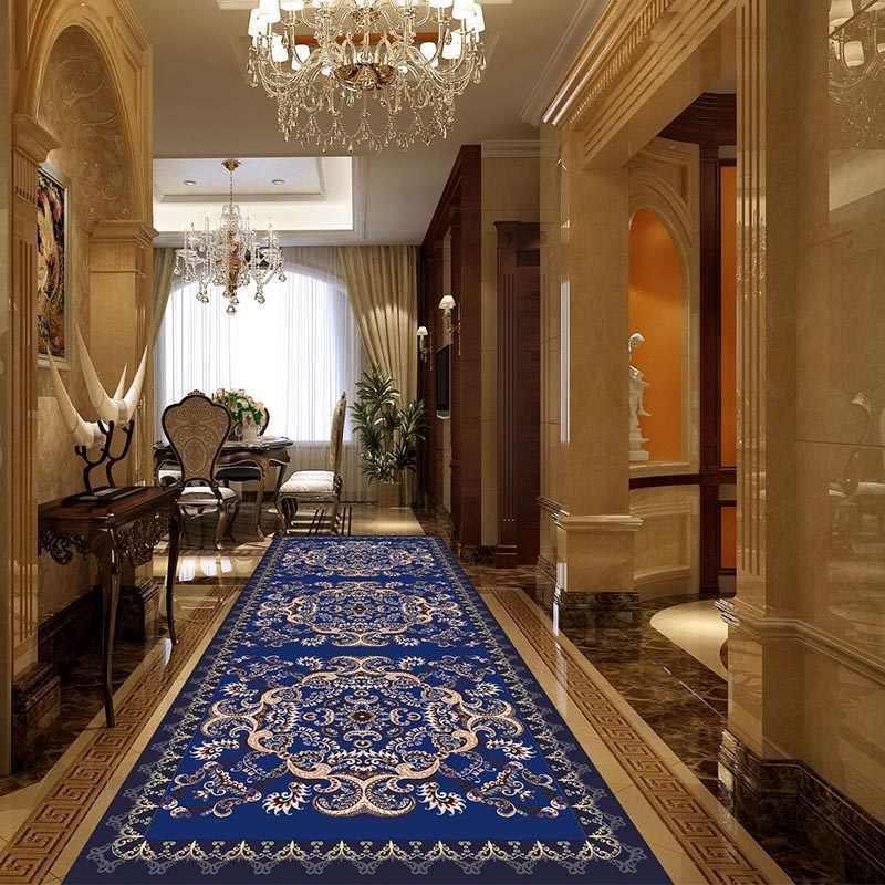 Large Stair Hallway Carpet Tapis Couloir Moroccan Rug Tapis Salon