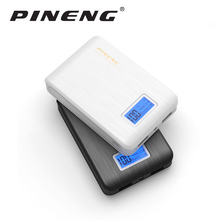 Pineng Power Bank 10000mAh External Battery Portable Mobile Charger Dual USB Powerbank for iPhone Samsung LG HTC Xiaomi