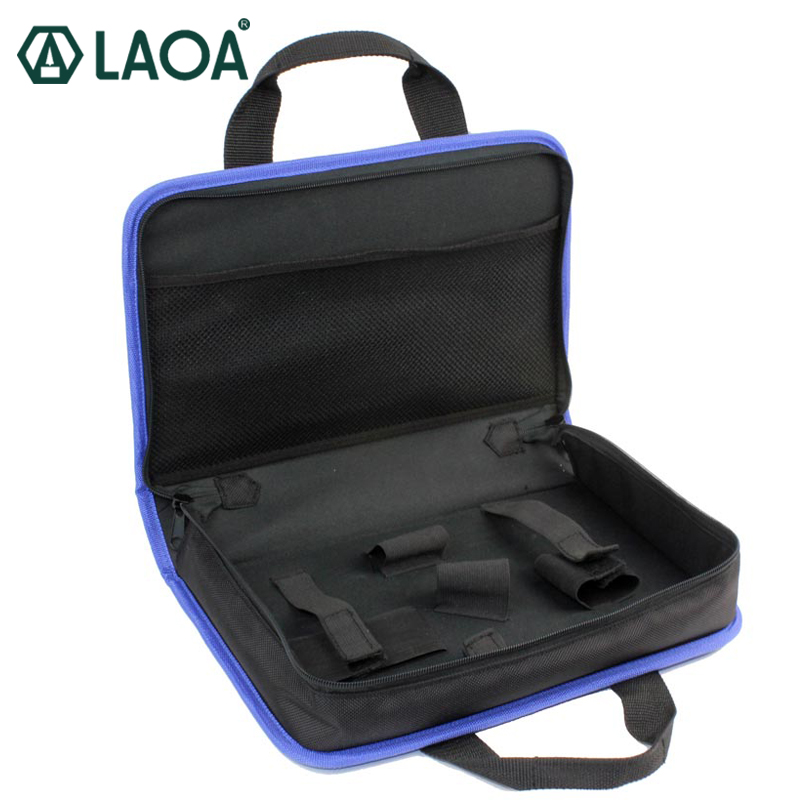 New LAOA Electric Drill Handbag High Quality Tools Bag 600D Water-proof Oxford tools package цена