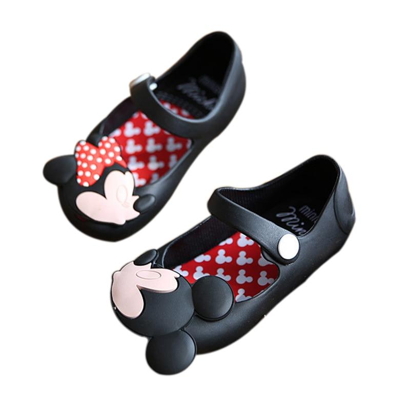 მინი Melissa Shoes 2016 საზაფხულო - ბავშვთა ფეხსაცმელი - ფოტო 6