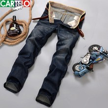 Men's jeans CARTELO brand 2016 men's