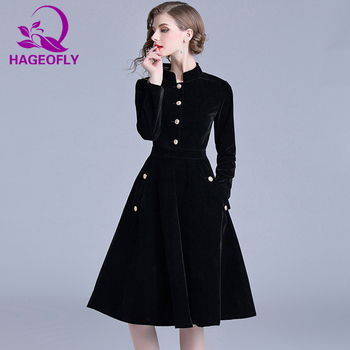 Imagenes de vestidos elegantes manga larga