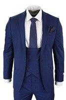 Последний дизайн пальто брюки мужские костюмы синий черный розовый смокинг для ужина Костюм Под заказ подходит Лучший мужской костюм для с