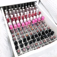 2018 AILA Lip Divider For Your 9 and 5 Drawers Makeup Storage Perfect Storage for ALL Sized Lip Products Tall Short.
