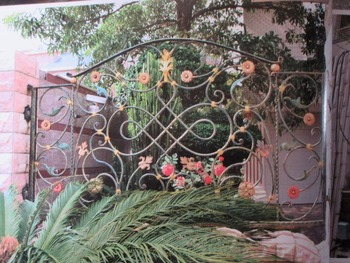 """36"""" high residential wrought iron fence  dcorative wrought iron fence wrought iron fencing near me"""