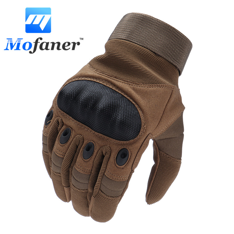 Mofaner Motorcycle Gloves Full Finger Outdoor Sport Racing Motorbike Motocross Protective Breathable Glove