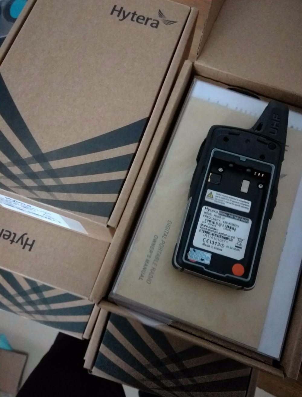 Hytera PD365 walkie talkie sql динамик USB зарядное устройство 400 440 МГц 430 470 МГц цифровое двухстороннее радио 256CH портативное радио для охоты