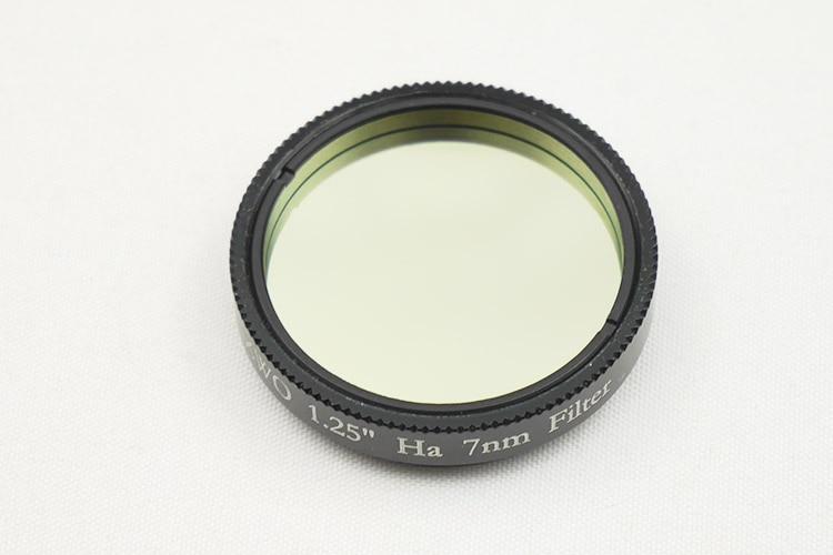 ZWO narrowband 1 25 filter Ha 7nm