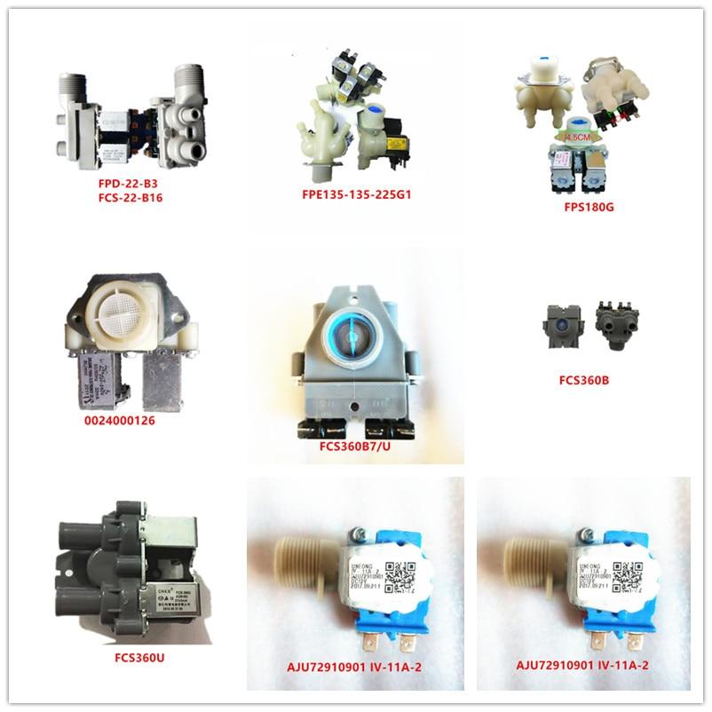 FPD-22-B3/FCS-22-B16/FPE135-135-225G1/FPS180G/0024000126/FCS360B7/U FCS360B/FCS360U/AJU72910901 IV-11A-2