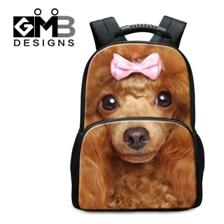Dog Felt Backpack School Bags (4)