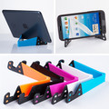 Universal Mini V Tablet Holder For iPad/Kindle Android Stand Support For Xiaomi Tablet Folded Holder For Huawei Suporte Holder