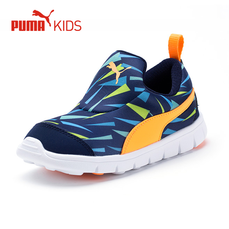 PUMA BAO Autumn Winter Children's Sneakers Boys Girls Sport Running Shoes Fashion Comfortable Outdoor Breathable Kids Sneakers new hot sale children shoes pu leather comfortable breathable running shoes kids led luminous sneakers girls white black pink