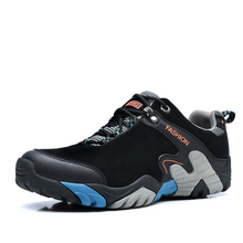 New hot sale autumn hiking shoes cheap antiskid men shoes outdoor shoes authentic high quality trekking shoes
