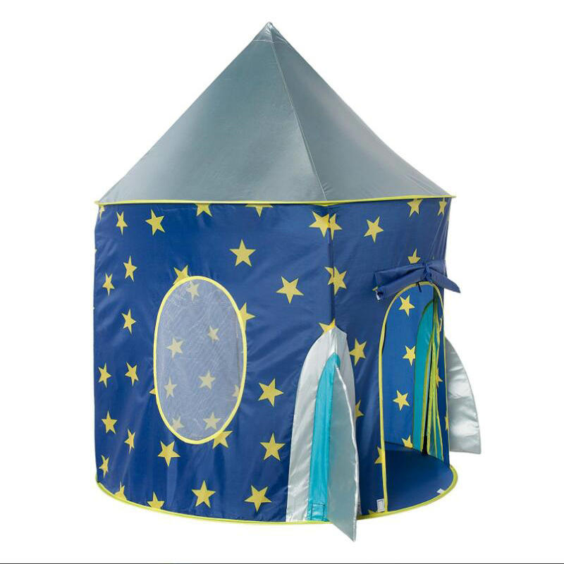 Rocket Ship Play Tent For Kids multicolor Spaceship Indoor Outdoor Playhouse Space Baby Tents Children Toy House Games-in Toy Tents from Toys u0026 Hobbies on ...  sc 1 st  AliExpress.com & Rocket Ship Play Tent For Kids multicolor Spaceship Indoor Outdoor ...