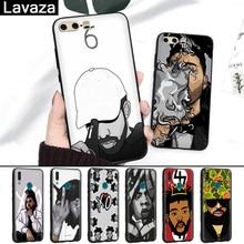 цена на Lavaza Hip Hop Rapper Dope Rubber Silicone Case for Huawei P8 Lite 2015 2017 P9 2016 Mini P10 P20 Pro P Smart 2019 P30 Pro Lite