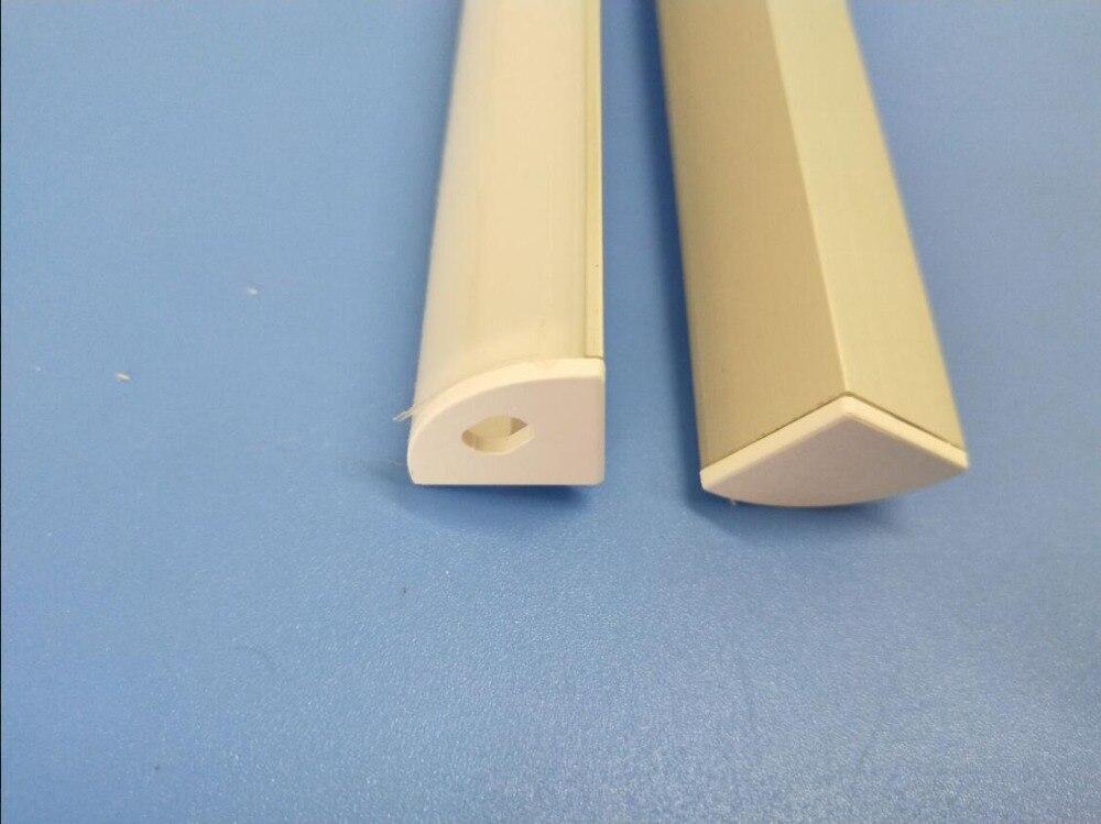 perfil de aluminio para a tira luz 1 m piece frete gratis 03