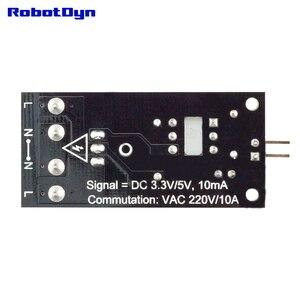 Image 4 - Tiristor Interruptor de Ca (relé), 3,3 V/5V logic, AC 220V/5A (pico 10A)