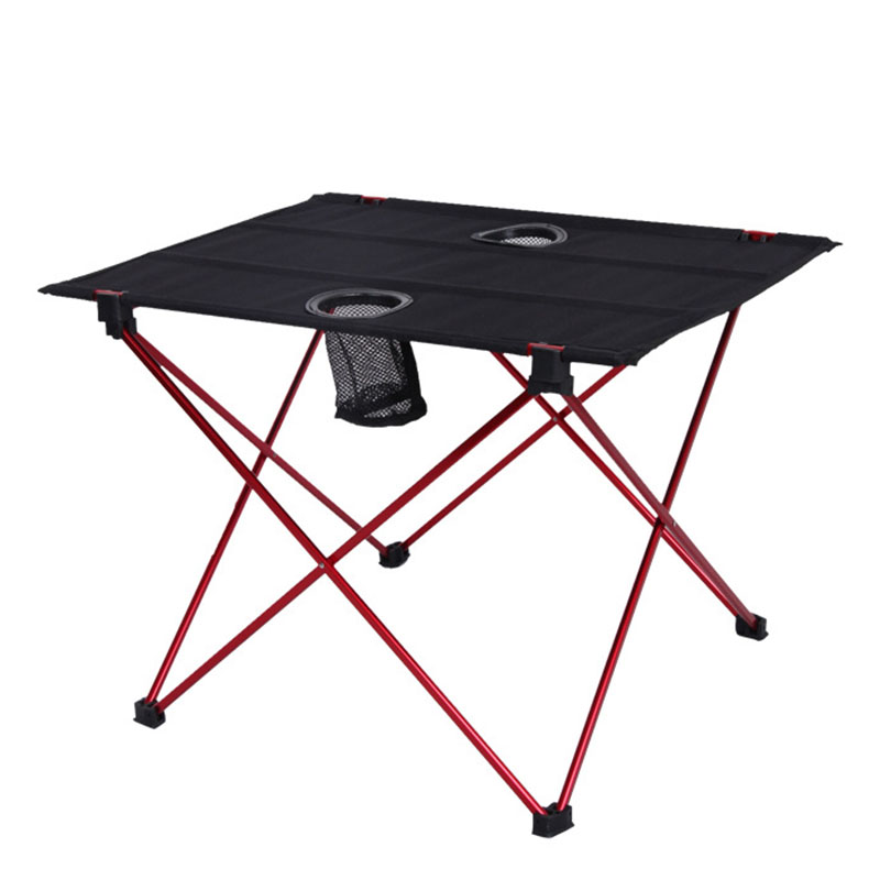 Ultralight Waterproof Oxford Cloth Desktop Portable Collapsible Outdoor Dining Camping Folding Picnic Aluminum Alloy Desk TableUltralight Waterproof Oxford Cloth Desktop Portable Collapsible Outdoor Dining Camping Folding Picnic Aluminum Alloy Desk Table