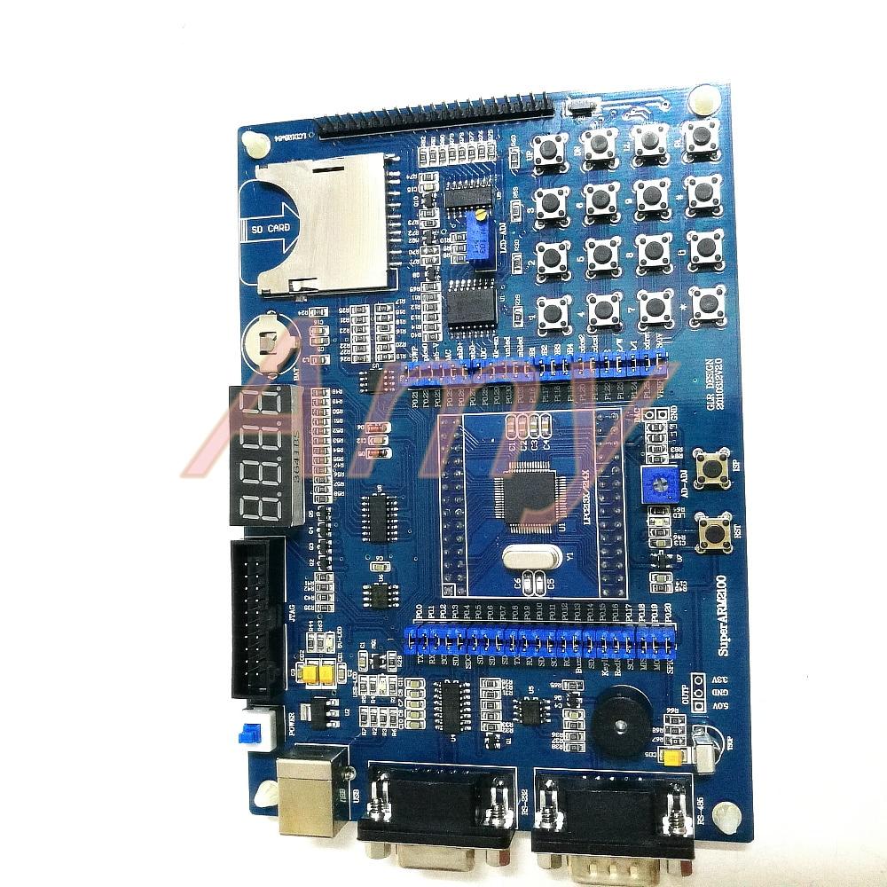 placa de desenvolvimento de braco arm7 lpc2148 placa de desenvolvimento 2148 placa de aprendizagem aprendizagem plataforma