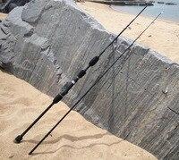 1pc Top Quality 1 95m 2 1m MH Sea Bass Lure Rod Baitcasting Fishing Rod Boat