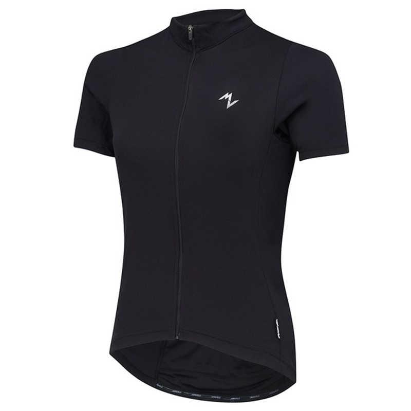 Женская летняя футболка с коротким рукавом для велоспорта езды на велосипеде MTB