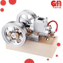 Eachine ET1 стволовых обновления хит мисс газа двигатели для автомобиля Модель двигателя Стирлинга сгорания Коллекция DIY проект трески