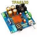 Versión Final Del Imperio Ateniense TPA6120A2 Fiebre Mayor TPA6120 Hifi Amplificador Amplificador de Auriculares Kit