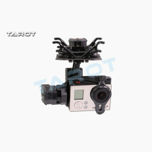 Gimbal Double-Shock-Absorber T4-3D for Gopro 3-/3 Tarot TL3D02