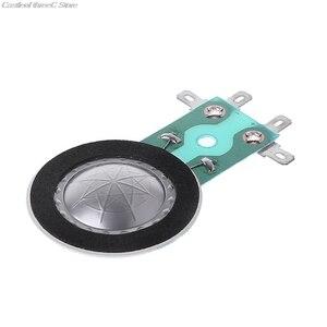 Image 3 - 25.4MM סליל קול הטוויטרים עגול אודיו רמקול טרבל סליל צופר טיטניום סרט נחושת בלבוש Alumium סרעפת תיקון אביזרים