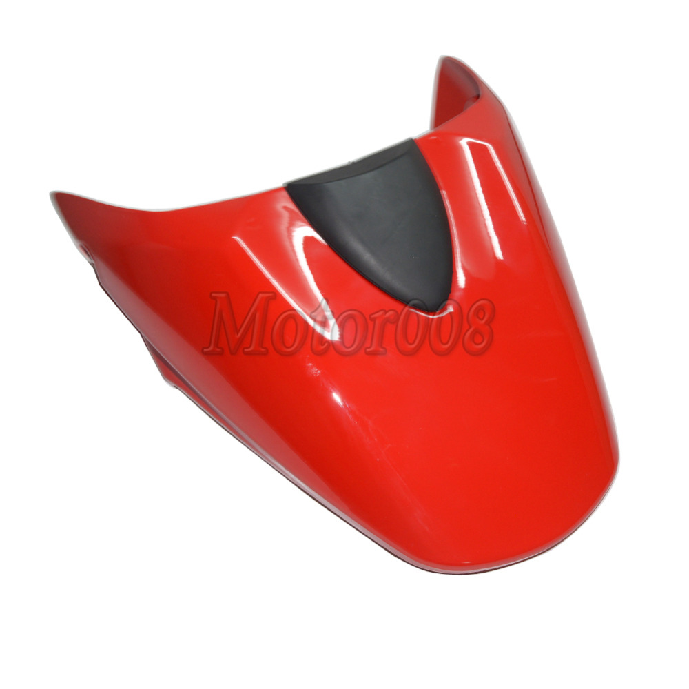 Red Tail Rear cowl cover fairing Seat Cover for Ducati Monster 659 696 796 1100 Motorcycle Accessories