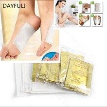 20pcs (10 almofadas do pé + 10 folhas adesivas) cleansing Detox Foot Pad Patch Desintoxicar Toxinas Adhesive Manter O Ajuste de Saúde À Base de Plantas