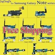 Разъем usb jcd для зарядки гибкий кабель samsung galaxy note1