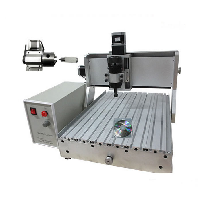 New product !4axis CNC router 3040Z-D500W engraving machine,Assembled & tested well woodworking cutting machine +4pcs cnc frame 4axis cnc router 3040z vfd800w engraving machine cnc carving machine cnc frame assembled