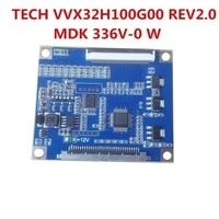 logic board for 32inch tv TE CH TE CH VVX32H100G00 REV1.1 MDK 336v 0w 100% new