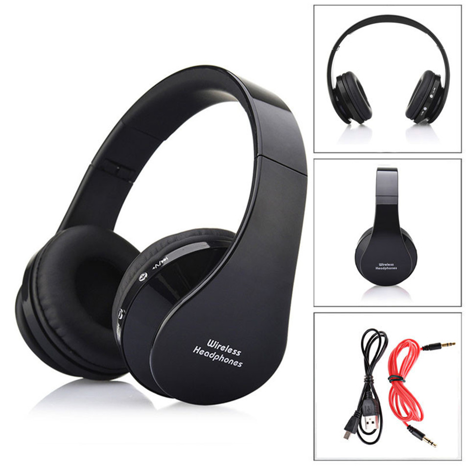 HTB1fRsYaMMPMeJjy1Xbq6AwxVXac - Malloom Headphones 2017 Foldable Wireless Bluetooth Stereo