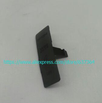 Free Shipping USB Rubber Cover Interface Cap Replacement For Canon 550D Repair Part Brand New