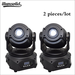 spot High power Color/Gobo High brightness 90w moving head light 2Pcs/lot