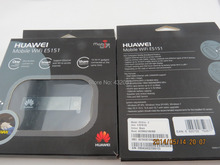 Desbloquear GSM GPRS EDGE 3 G WCDMA sem fio RJ45 Modem Router Huawei E5151