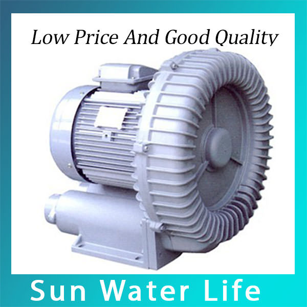 HG-1500 180M3/H Ring Blower Aerator For Ponds Fish Oxygen Pump