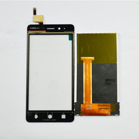 Original Spare Part Replacement 4 5 Inch LCD Or Touch Screen For VKWORLD F1