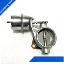 ESPEEDER выпускной клапан с вакуумным приводом открытый закрытый выпускной наконечник клапан глушителя