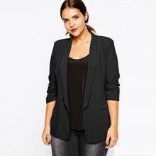 Rock George Fashion Style Women Blazers and Jackets Plus Big Size Office Work Blazer Suit Feminino Women Clothing Spring/Autumn
