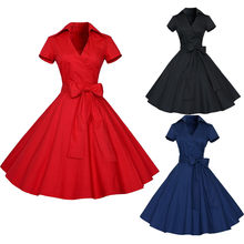 16c1be82e9093 Popular Vintage Housewife Dress-Buy Cheap Vintage Housewife Dress ...